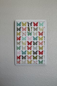 Butterfly Note/Picture Hanger