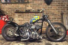 eat lead Classic Harley Davidson, Harley Davidson Motorcycles, Custom Motorcycles, Custom Bikes, Tracker Motorcycle, Bobber Motorcycle, Motorcycle Humor, Bobber Bikes, Harley Bobber