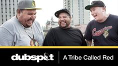 A Tribe Called Red - Dubspot Video Interview @ Movement Festival, Detroit - THE shirt !