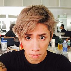 I actually kinda like this hair now... Taka