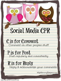 Social Medai CPR ~ Memory Keepers ~ Origami Owl Living Lockets ~ Bren Yule #webdesignqca  #affordablewebdesign  #affordablelogos