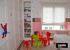Un cuarto para un peque - Macarena Barcia Divider, Room, Furniture, Home Decor, Quartos, Interiors, Bedroom, Decoration Home, Room Decor