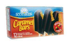 #scotsburn #novelties #icecreambars #caramel