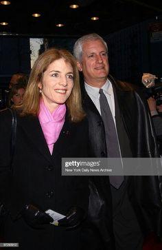 Edwin Schlossberg, Caroline Kennedy, New York Daily News