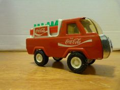 Vintage Buddy L Coca Cola Delivery Truck by HometownUSA on Etsy, $9.99
