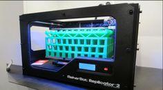 Las #Impresoras3D impulsarían cambios dramáticos en industrias, arquitectura y medicina. #Tecnologia #Gestion