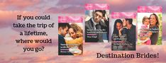 A mini series created by Donna Alward, Nina Singh, Barbara Wallace and Liz Fielding, and published by Harlequin Romance in the US, Harlequin Mills and Boon True Love in the UK and Mills and Boon Forever Romance in Australia.