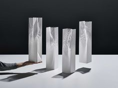 Square Vase   Alessandro Isola