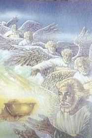 The first angel went and poured out his bowl on the land, and ugly and painful sores broke out on the people who had the mark of the beast and worshiped his image. Revelation 16, I Am The One, Bible Stories, Being Ugly, Worship, Beast, Spirituality, Book, People