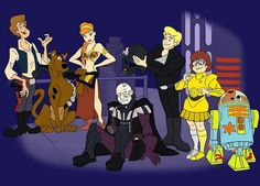 30 Star Wars Mashups You Did Not Expect (Original Trilogy Edition ...