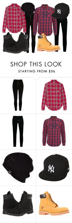 """""""my twin"""" by stay-true-loyal on Polyvore featuring R13, Topman, Superdry, UGG Australia, New Era, Timberland, women's clothing, women, female and woman"""