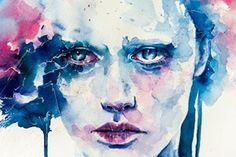 Art Silvia Pelissero Watercolor art-art-art-art-art