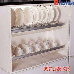 Phụ kiện giá bát đĩa 2 tầng - Phụ kiện tủ bếp Garis. Được thiết kế cho tủ rộng 700mm, kích thước thông thủy R664*S262*C72/155. Chất liệu Inox. http://bluha.vn/phu-kien-garis-gia-bat-dia-2tang-tu-tren700