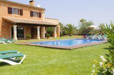 Caseta Nova Mallorca Süden: 4 Schlafzimmer, für bis zu 8 Personen. moderne…