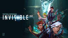 Invisible, Inc. | Klei Entertainment