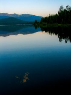 Priest Lake, Idaho