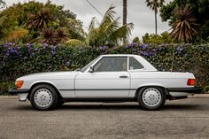 8k-Mile 1988 Mercedes-Benz 560SL for sale on BaT Auctions - closed on July 5, 2019 (Lot #20,616) | Bring a Trailer Install Facebook, Dark Carpet, California History, Limited Slip Differential, Fuel Injection, Classic Cars Online, Automatic Transmission, Grand Prix, Mercedes Benz