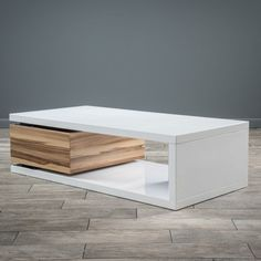 Rectangular Mod Rotatable Coffee Table by Christopher Knight Home The post Rectangular Mod Rotatable Coffee Table by Christopher Knight Home appeared first on Couchtisch ideen.