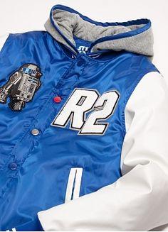 Star Wars R2D2 Protection Jacket - Marc Ecko Enterprises... XD