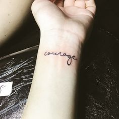 One Word Tattoos | POPSUGAR Smart Living