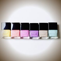Lov the colors! Pastel Nail Polish, Pastel Nails, Nail Polish Colors, Sparkle Makeup, Nail Time, Glitter Lips, Finger Painting, Color Stories, Summer Makeup