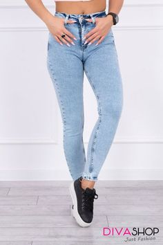 Blugi dama albastru - 97 Lei -    Compozitie:  95% bumbac ,  5% lycra. -   Comanda acum!  #divashopromania #divashop #hainefemei #blugi  #fashion #fashionista #fashionable #fashionaddict #styleoftheday #styleblogger #stylish #style #instafashion #lifestyle #loveit #summer #americanstyle #ootd #ootdmagazine #outfit #trendy #trends #womensfashion #streetstyle #streetwear #streetfashion #shopping #outfitoftheday #outfitinspiration #ootdshare #trendalert #boutique #haine #rom Fashion Addict, Outfit Of The Day, Street Wear, Skinny Jeans, Street Style, Boutique, Stylish, Womens Fashion, Outfits
