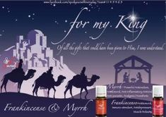 www.facebook.com/spoilyourselfeveryday  Christmas & Young Living Essential Oils. Frankincense and Myrrh by jayner