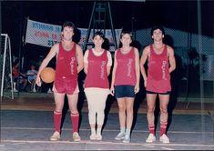 Baú do Luizinho: Sajama Basquete - Clube 10, anos 1980