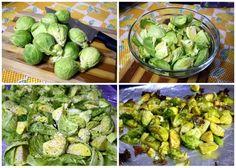 Ollasgm cocinan rollo de pavo con menestra de - Como cocinar coles de bruselas ...