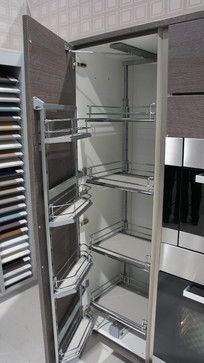 Bauformat Kitchen Cabinets Drawer With Internal Pull Out