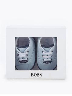 Boss Crib Plimsolls with Gift Box, http://www.very.co.uk/boss-boss-crib-plimsolls-with-gift-box/1458095736.prd