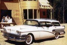 1958 Buick Riviera station wagon