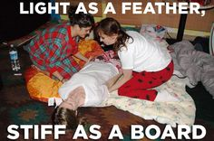 Things You Remember From Childhood Slumber Parties...