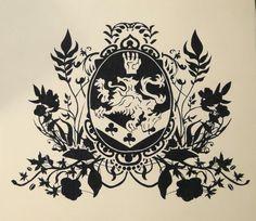cullen crest twilight | The Cullen Family Crest by ~18-twilight-edward on deviantART