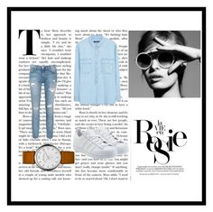 """""""the girl in blue"""" by qv33n-riri on Polyvore featuring Whiteley, Current/Elliott, Violeta by Mango, adidas Originals and Marc by Marc Jacobs"""
