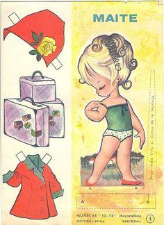 muñecas ye-ye editorial Roma