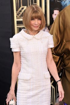 Anna Wintour Photos: 'The Great Gatsby' Premieres in NYC 5