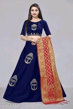 Beautiful Lehenga Choli  Topwear Fabric: Taffeta Silk Bottomwear Fabric: Taffeta Silk Dupatta Fabric:  Banarasi Silk Set type: Choli And Dupatta and Lehenga Top Print or Pattern Type: Embroidered Bottom Print or Pattern Type: Embroidered Dupatta Print or Pattern Type: Floral Sizes:  Semi Stitched (Lehenga Waist Size: 28 TO 40 in, Lehenga Length Size: 54 in, Lehenga Flair: 4 m, Dupatta Length Size: 2.20 m, Choli Length Size: 0.80 m)  Dispatch: 2-3 Days New Lehenga Choli, Dresses Online, Things To Sell, Shorts, Wedding Dresses, Fashion Fashion, Cod, Clothes, Outfits