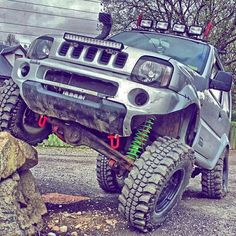 Crazy jimny flex