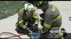 Do you have what it takes to be a volunteer fire fighter? That's what the volunteer fire department in Flour Bluff wants to know.