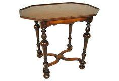 19th-C. Baroque-Style Side Table on OneKingsLane.com