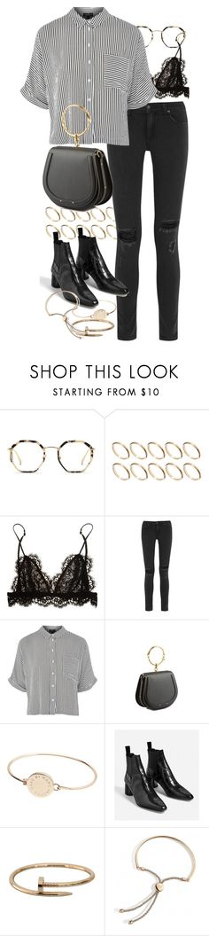 """Untitled #10876"" by nikka-phillips ❤ liked on Polyvore featuring Bailey Nelson, ASOS, Isabel Marant, rag & bone, Topshop, Chloé, Marc by Marc Jacobs and Cartier"