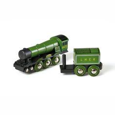 BRIO Flying Scotsman Train Set: Amazon.co.uk: Toys & Games £60