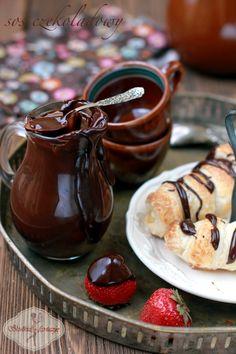 Sos czekoladowy / chocolate sauce
