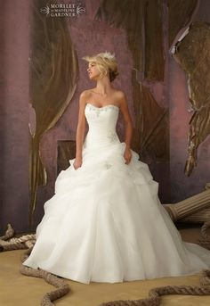 abiti da sposa Mori Lee - Style.it