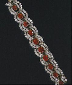 Elizabeth Taylor jewels - Cartier