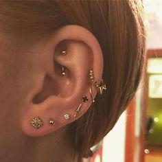 Deep Red Stud Earrings, Rough Geode Studs, Rare Crystal Jewelry for Her, Ceremony Gift for Sweet Blood Red Earrings for Girlfriend - Fine Jewelry Ideas Jewelry For Her, Ear Jewelry, Cute Jewelry, Body Jewelry, Jewelry Ideas, Jewellery, Cartilage Jewelry, Ear Peircings, Cute Ear Piercings