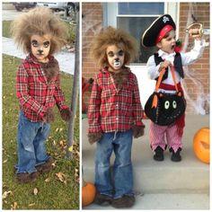 30 diy halloween costume ideas pinterest werewolf costume image result for boy werewolf costume diy solutioingenieria Image collections