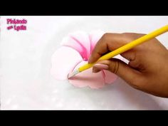 Como Pintar En Tela Una Flor Fácil / Petunia - YouTube Petunias, Embroidery Suits Design, Painting Videos, Art Drawings, Crafts For Kids, Rose, Fabric, Youtube, Hibiscus