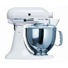 KitchenAid Kjøkkenmaskin Hvit